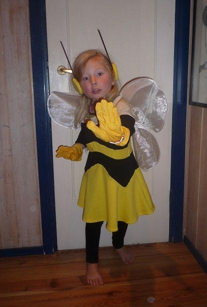 Wasp children's costume - Avengers Earth's Mightiest Heroes