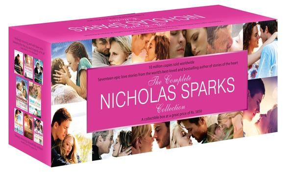 The Complete Nicholas Sparks Collection