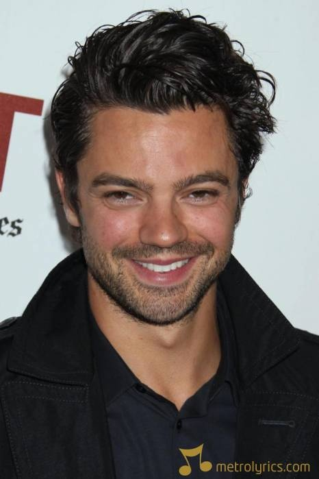 Dominic Cooper who plays Sky in Mamma Mia