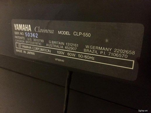 17 best ideas about clavinova piano on pinterest used for Yamaha clavinova clp 550