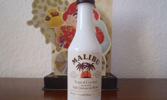Малибу – особенность ликера и правила распития