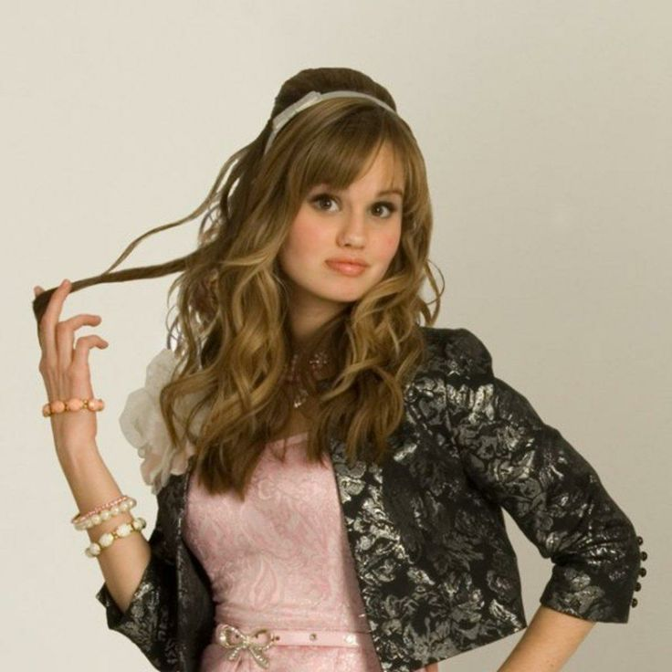 Debby Ryan, i loved her movie 16 Wishes she was great.i love her because shes from down here Texas baby and i come from there to.SO,YOU GO YOU RED HEAD