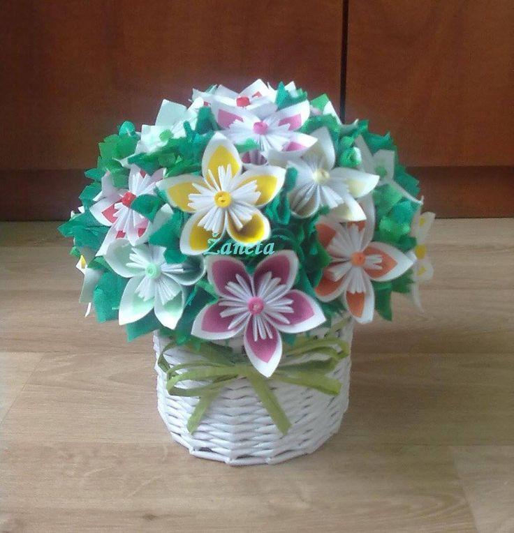 květina kusudamu