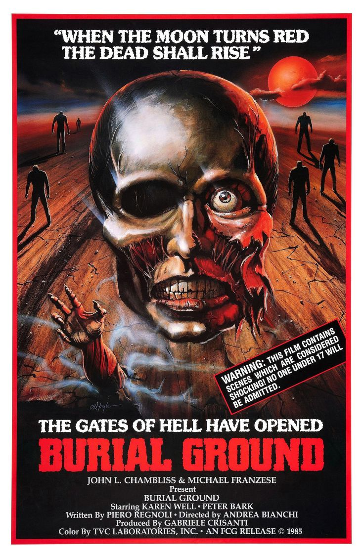 Burial Ground (1981)