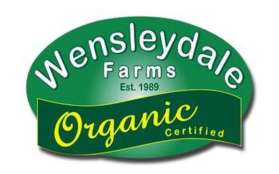 Wensleydale Farms, Gauteng. Certified organic!