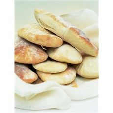 Pitta bread, Pitta and Breads on Pinterest