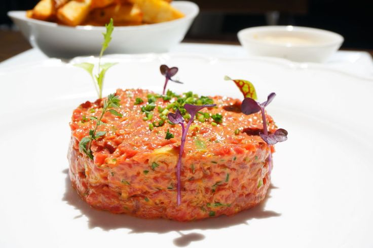 Alfie & Hetty's hand cut tartare is one of the most raved about entrees by Sydney's Food Bloggers and our regular patrons!