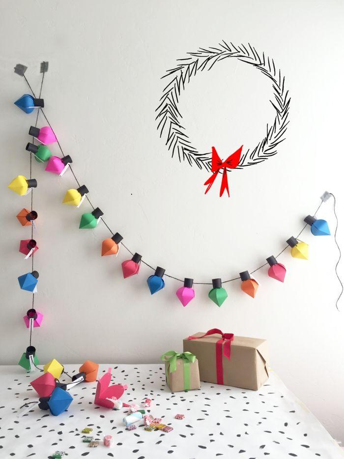 die besten 25 papier weihnachtsschmuck ideen auf pinterest weihnachtsschmuck aus papier. Black Bedroom Furniture Sets. Home Design Ideas