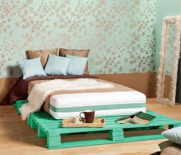 12 Diy Ιδέες με κρεβάτια από Παλέτες που θα σας αφήσουν άφωνους
