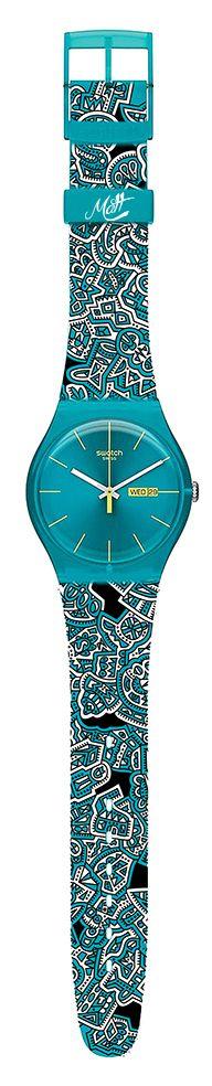 Design Swatch Blue by #mattartiste