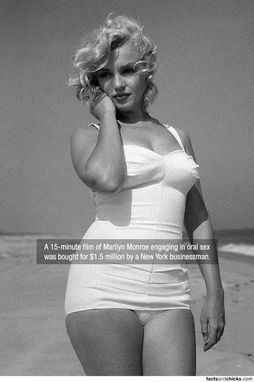 Marilyn Monroe Oral Sex 21