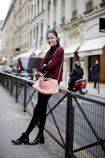 Chanel chicStyle Inspiration, Street Style, Chanel Jackets, Chanel Chic