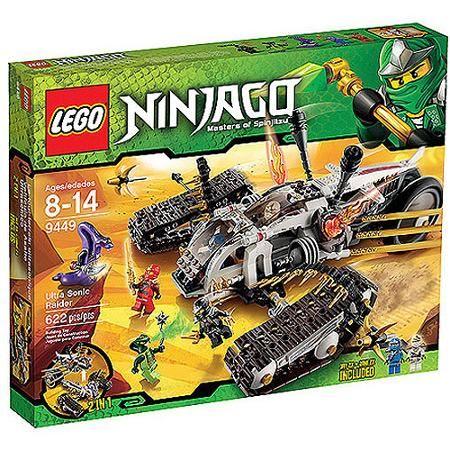 LEGO Ninjago Ultra Sonic Raider Play Set - Walmart.com