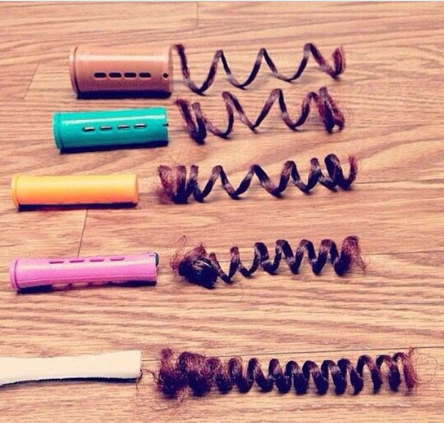 Good to know. Perm roller sizes