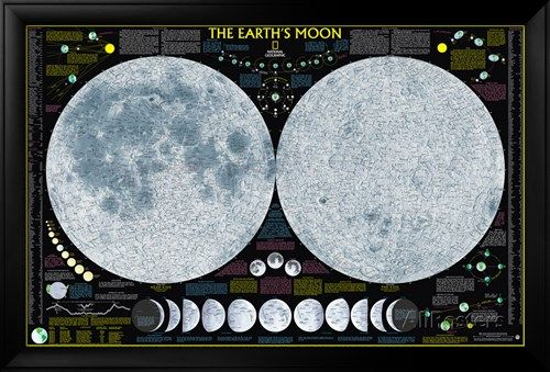 National Geographic Earth's Moon – Allie / Cassie
