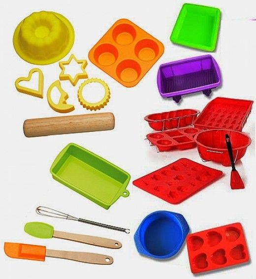 Learn All About Silicone Kitchen Utensils And Bakeware Advantages Disadvantages Safety Issue