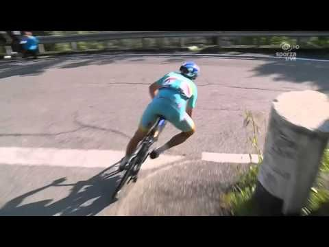 Watch: Vincenzo Nibali's amazing descending in Il Lombardia (video) - Cycling Weekly