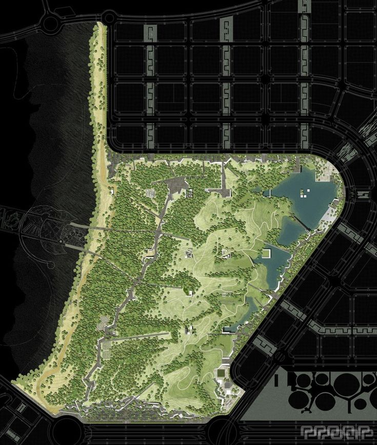 Valdebebas Urban Park   Proap