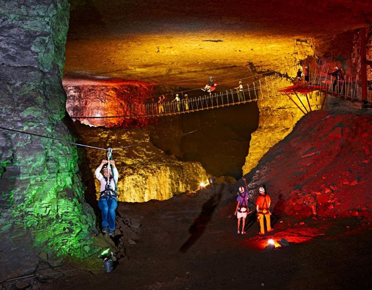 5 Cool Midwest Cave Tours | Midwest Living