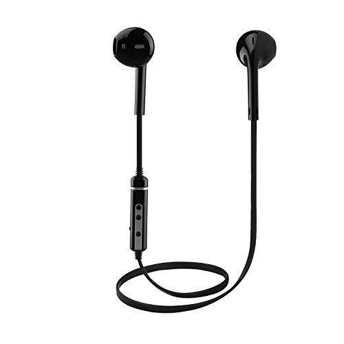 bluetooth headphones: 【Qualité audio CD & Bruit réduit】Son cristallin à l'écoute de la musique et à la réception des appels grâce au code…
