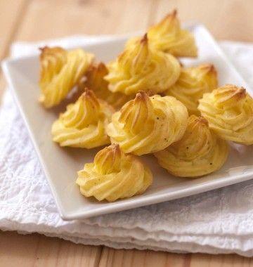 Photo de la recette : Pommes Duchesse