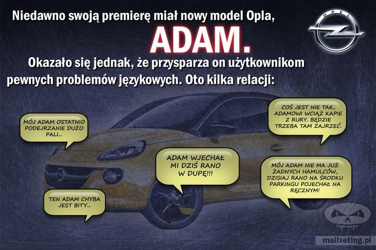 Dzisiejszy odcinek zawdzięczamy Agnieszce, którą zastanawiała się publicznie (ale w prywatnym gronie), jakie są wrażenia po jeździe Adamem.
