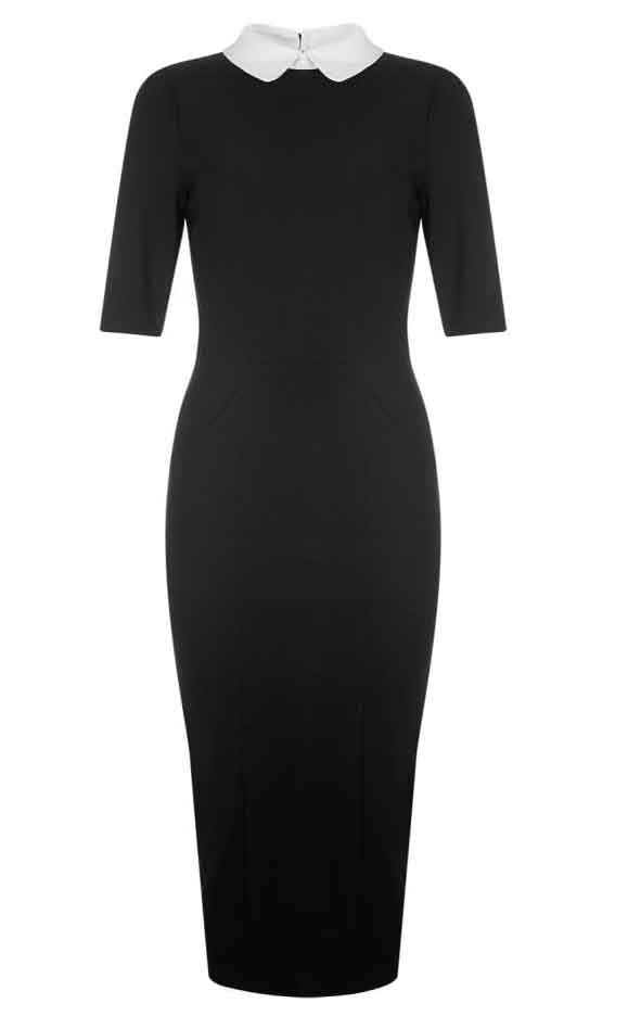 47c8be68c429 Collectif Winona Pencil Dress | Clothing vault | Dresses, Pencil dress,  Formal dresses