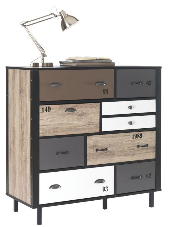 ber ideen zu graue kommode auf pinterest. Black Bedroom Furniture Sets. Home Design Ideas