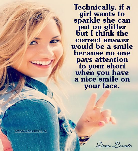 Nice Quotes On Beautiful Smile: Popular Quotes By Celebrities