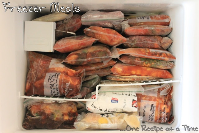 28 Freezer Meals in 1 DAY | Learning the Ropes...One Recipe at a Time