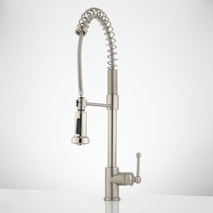 Rachel Pull Down Kitchen Faucet With Spring Spout