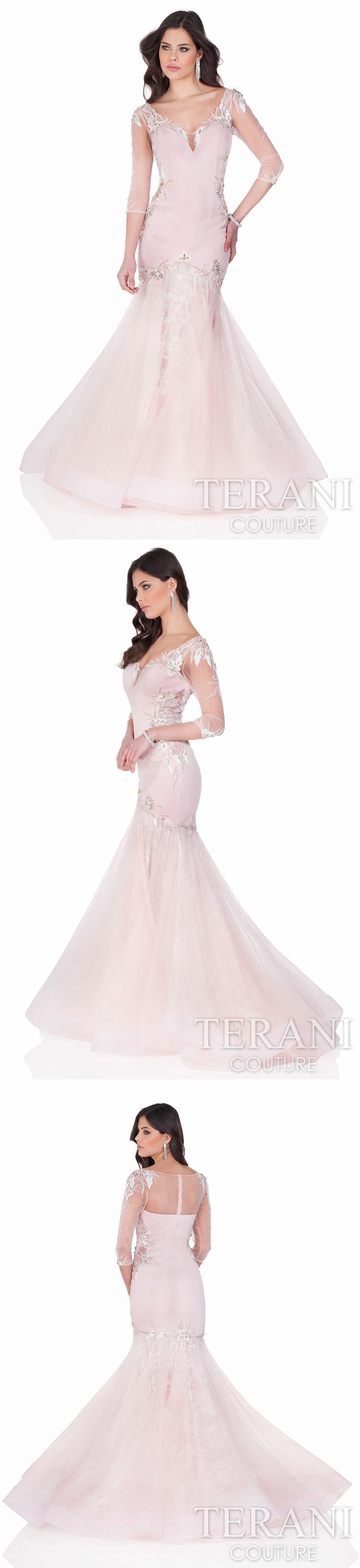 65 best Terani Couture images on Pinterest | Ballroom dress, Party ...
