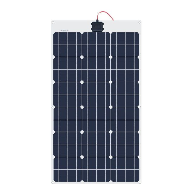 Boguang Solar Panel 70w Flexible Placa Solar Panels Charger 18v For 12v Battery Light Home Car Flexible Solar Panels Solar Panels For Home Solar Panel Charger