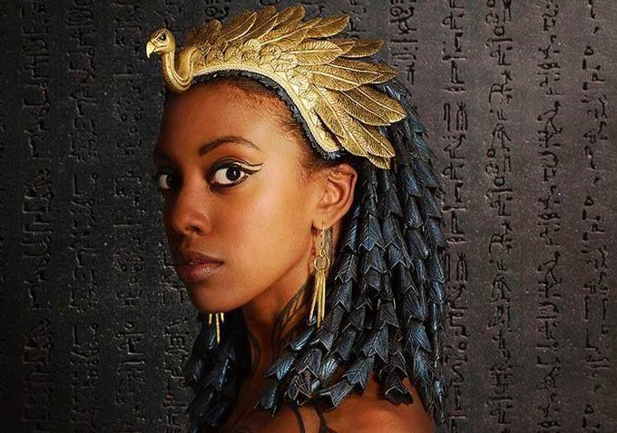 """La chaîne de télévision américaine Fox, a décidé d'annuler la diffusion de """"Hiéroglyphe"""", une série sur l'Egypte antique mettant en scène des personnages noirs, dont la très jolie Condola Rashad qu..."""