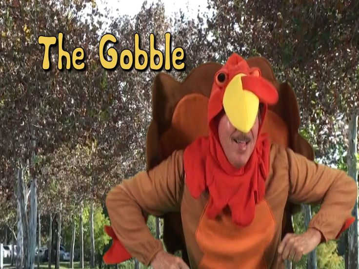 The Gobble is a fun, dance Thanksgiving song for kids and people of all ages. The Gobble is a dance song that is perfect to celebrate Thanksgiving time, the ...