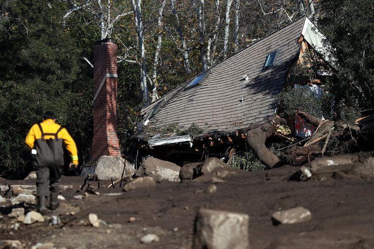 ICYMI: 3-Year-Old Girl Among 17 Killed in California Mudslides