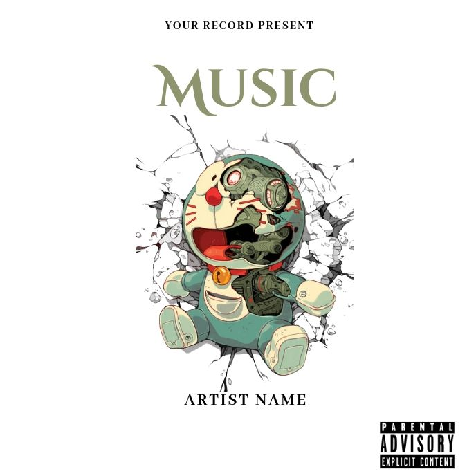 Create The Perfect Design By Customizing Easy To Use Templates In Minutes Easily Convert Your Image Designs In In 2021 Album Covers Music Artist Names Custom Graphics