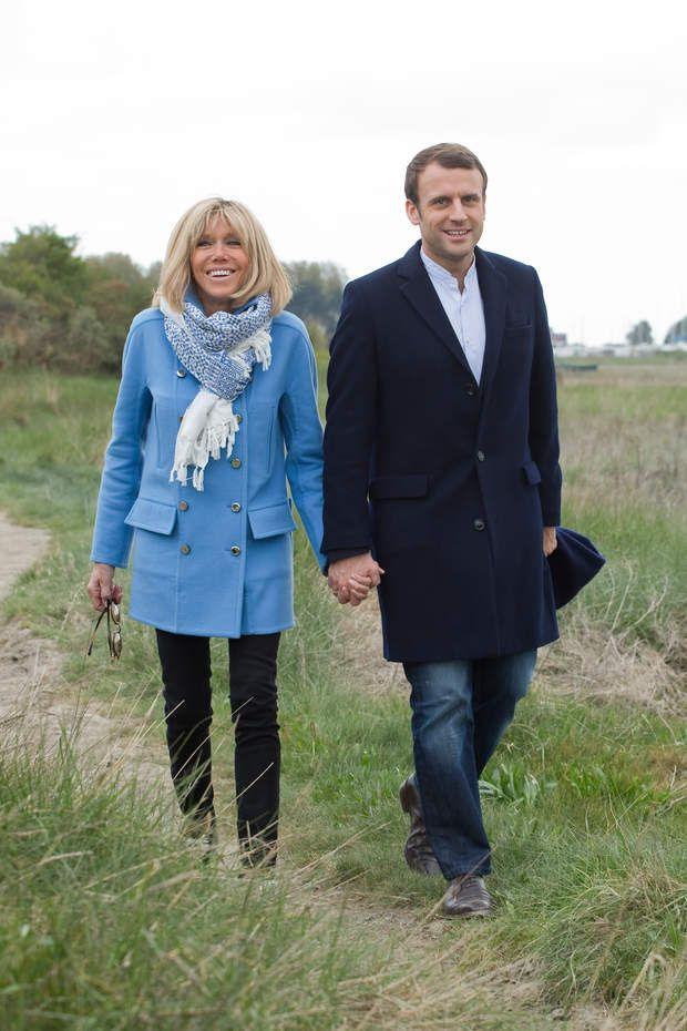 Macron age rencontre sa femme