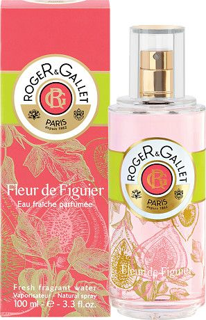Roger & Gallet Fleur de Figuier Eau Fraiche Fragrant Water Spray