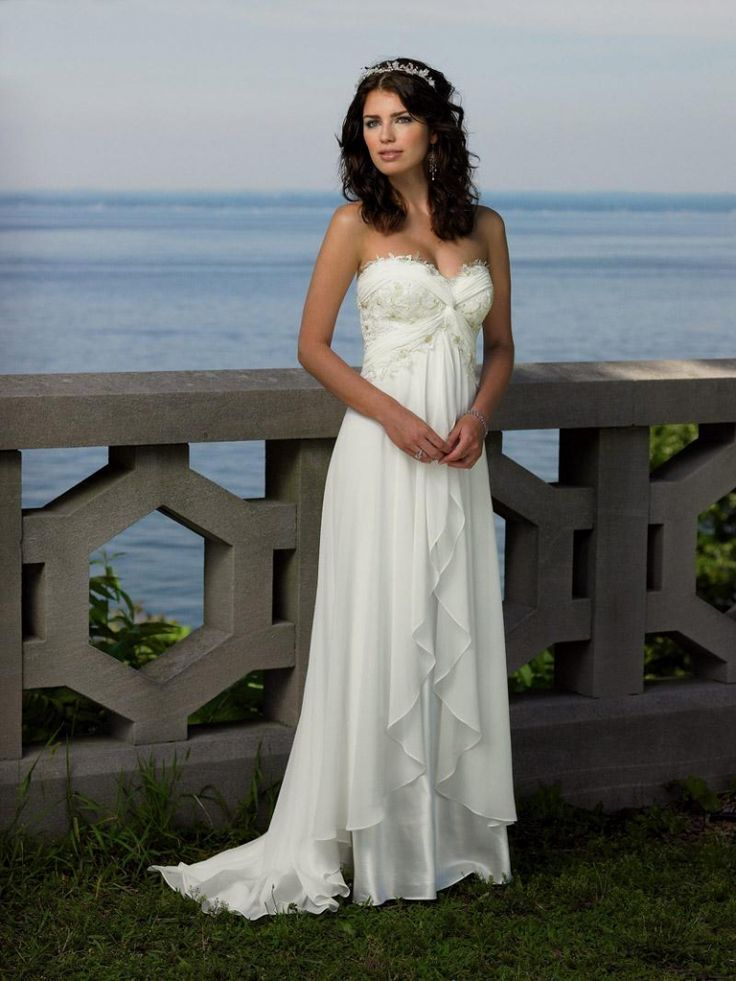 Best Beach Wedding Dresses Casual Ideas On Pinterest Casual