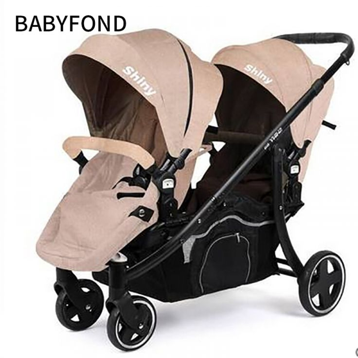 twins baby stroller Double seat stroller for twins,baby