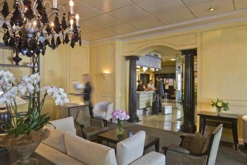 Hotel Opera Zurich - Situé dans le quartier luxueux de Seefeld, en face du…