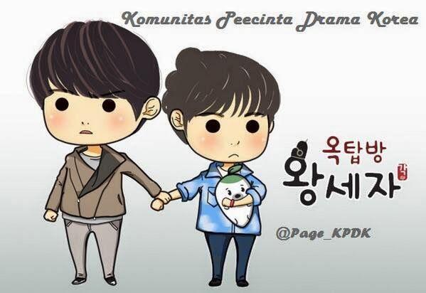 actrices y actores coreanos en caricaturas parte 2