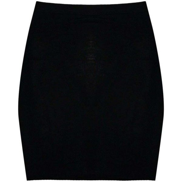 Boohoo Maisy Basic Jersey Mini Skirt ($7) ❤ liked on Polyvore featuring skirts, mini skirts, saias, maxi skirts, short pleated skirt, holographic skirt, short mini skirts and pleated skirts
