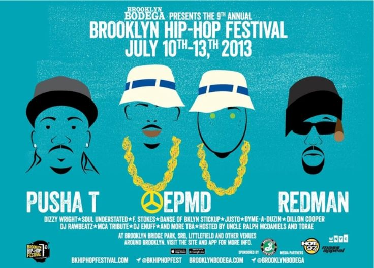 Video: Redman (@TheRealRedman) Puts On @ The Brooklyn Hip-Hop Festival [@MicrophoneBully @BigBrotherBiz]