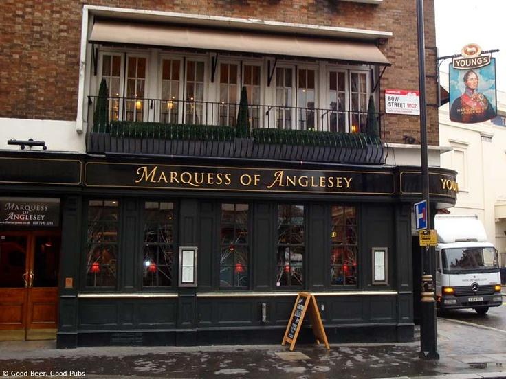 39 Bow Street Covent Garden London Uk pub, Best pubs