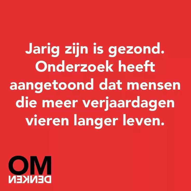 Jarig zijn! Toch maar vieren op 2 oktober a.s.! www.vivier.nl