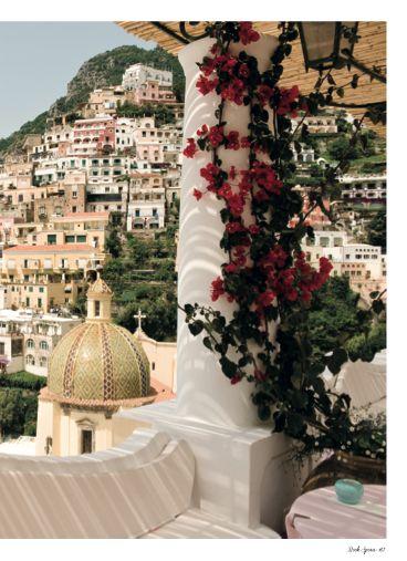 Focus on The Mediterranean colours in Honeymoon chapter. #holidays #honeymoon #Mediterranean #wedding