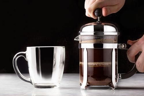 The familiar French press coffee pot may not have the same coffee nerd cred as pour-over coffee, but that glass carafe cradled in chrome is one of the best ways to brew coffee at home—if you do it right.