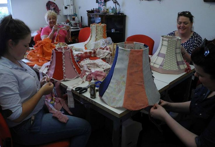 Lampshade course by Lucy Renshaw. http://themakinghouse.org https://www.facebook.com/pages/The-Making-House/237726929601865